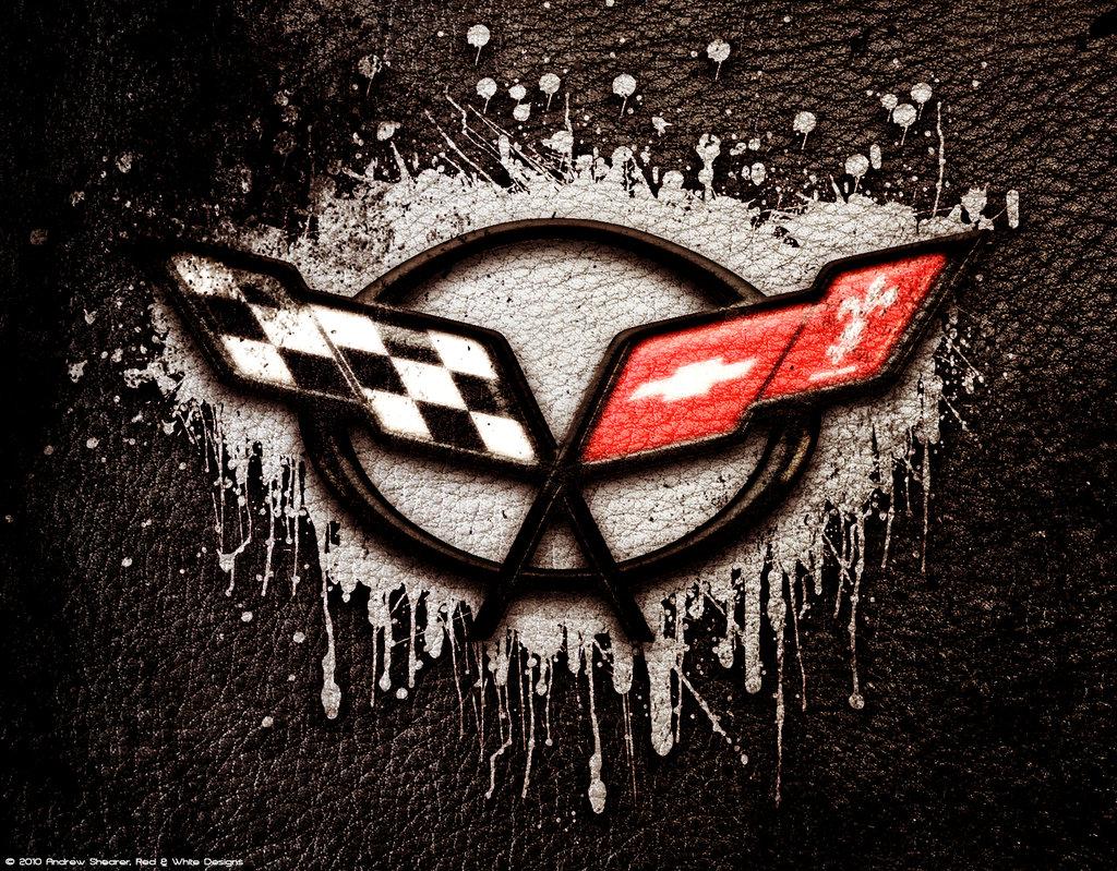chevrolet corvette wallpaper by redandwhitedesigns fan art wallpaper 1024x799