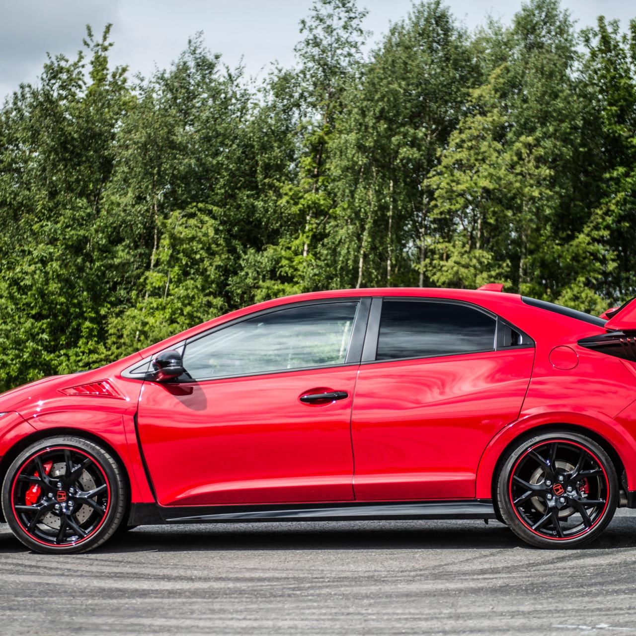 Civic Type R Red RHD HD Wallpaper 6245 1280x1280