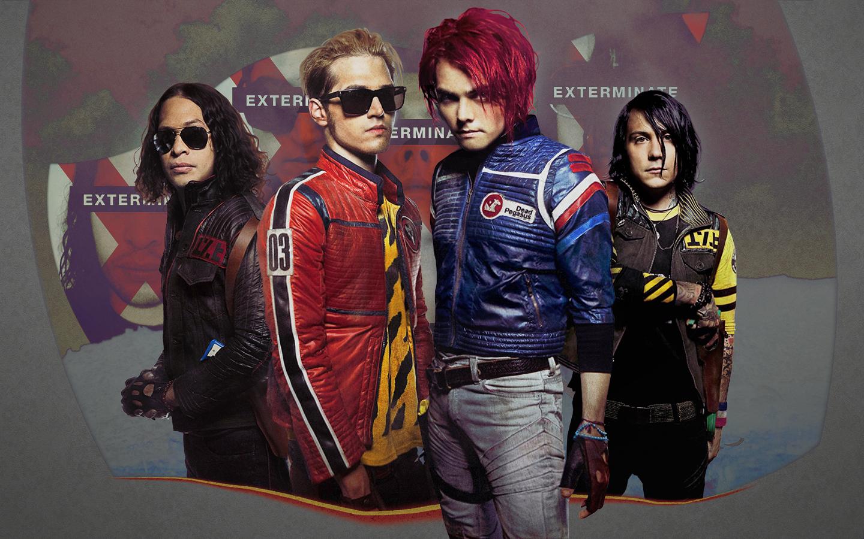 KILLJOYS   My Chemical Romance Wallpaper 17544882 1440x900