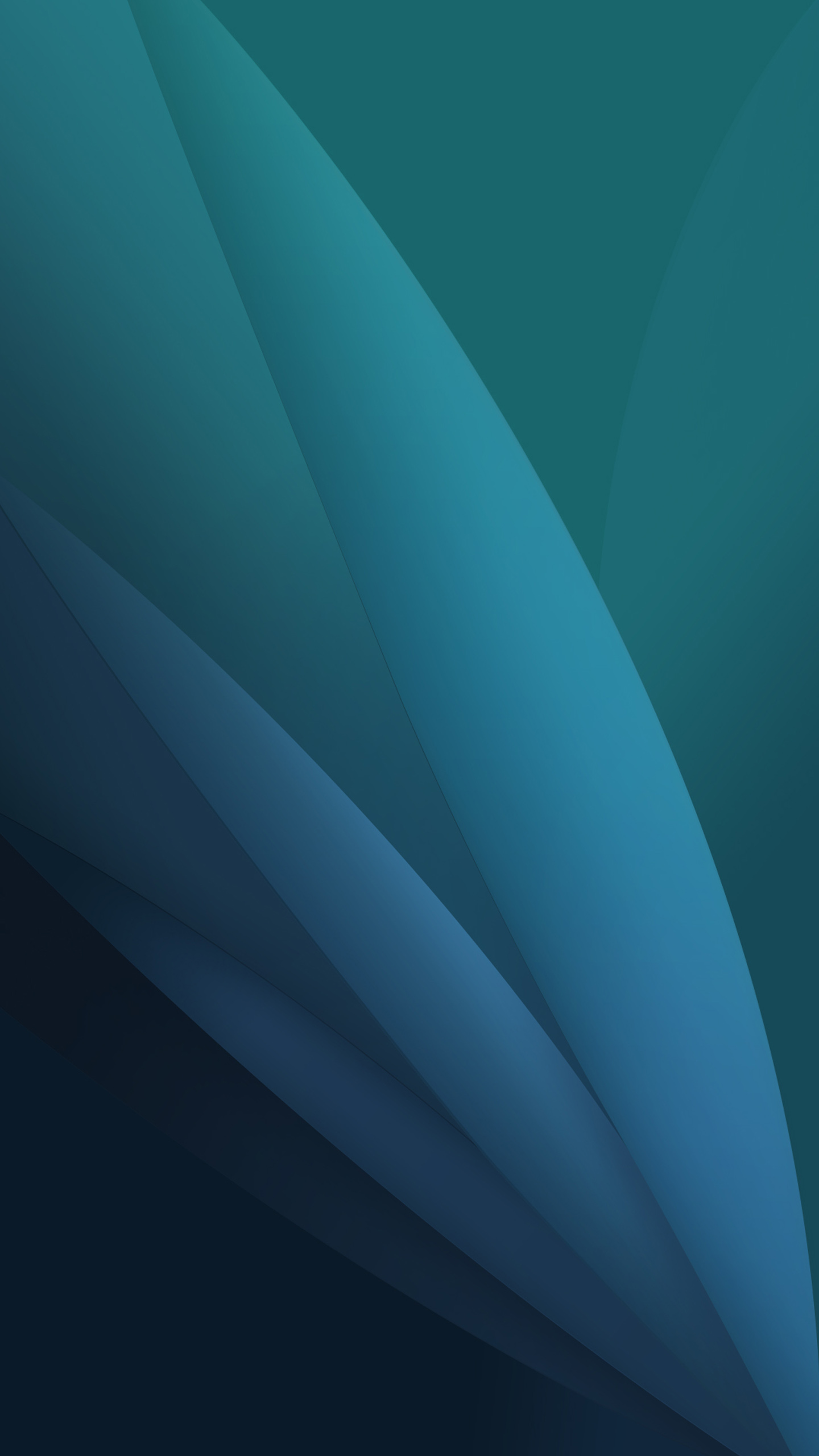 Free download Elegant blue abstract Galaxy S6 Wallpaper