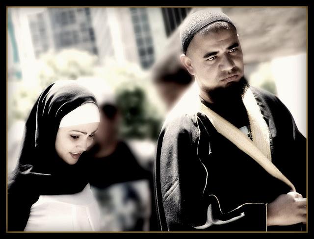 Stock Image Of beautiful Young Muslim Women 640x488