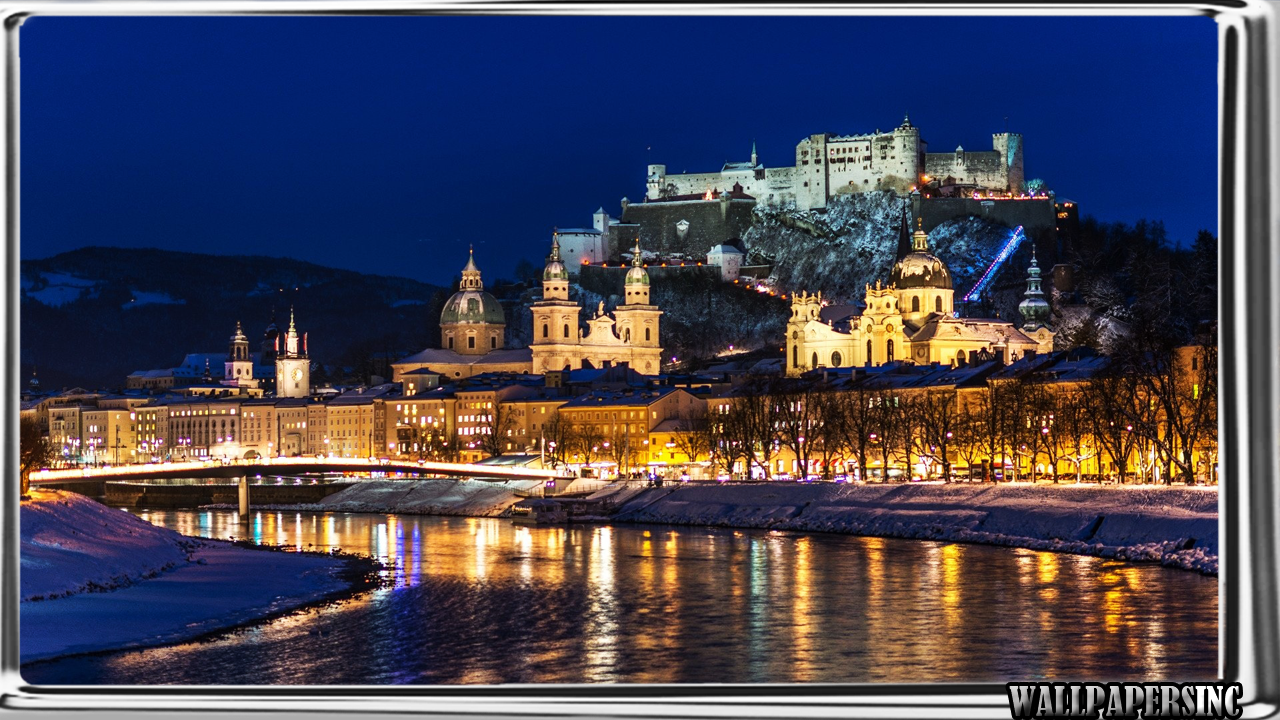 Salzburg Wallpapers and Background Images   stmednet 1280x720