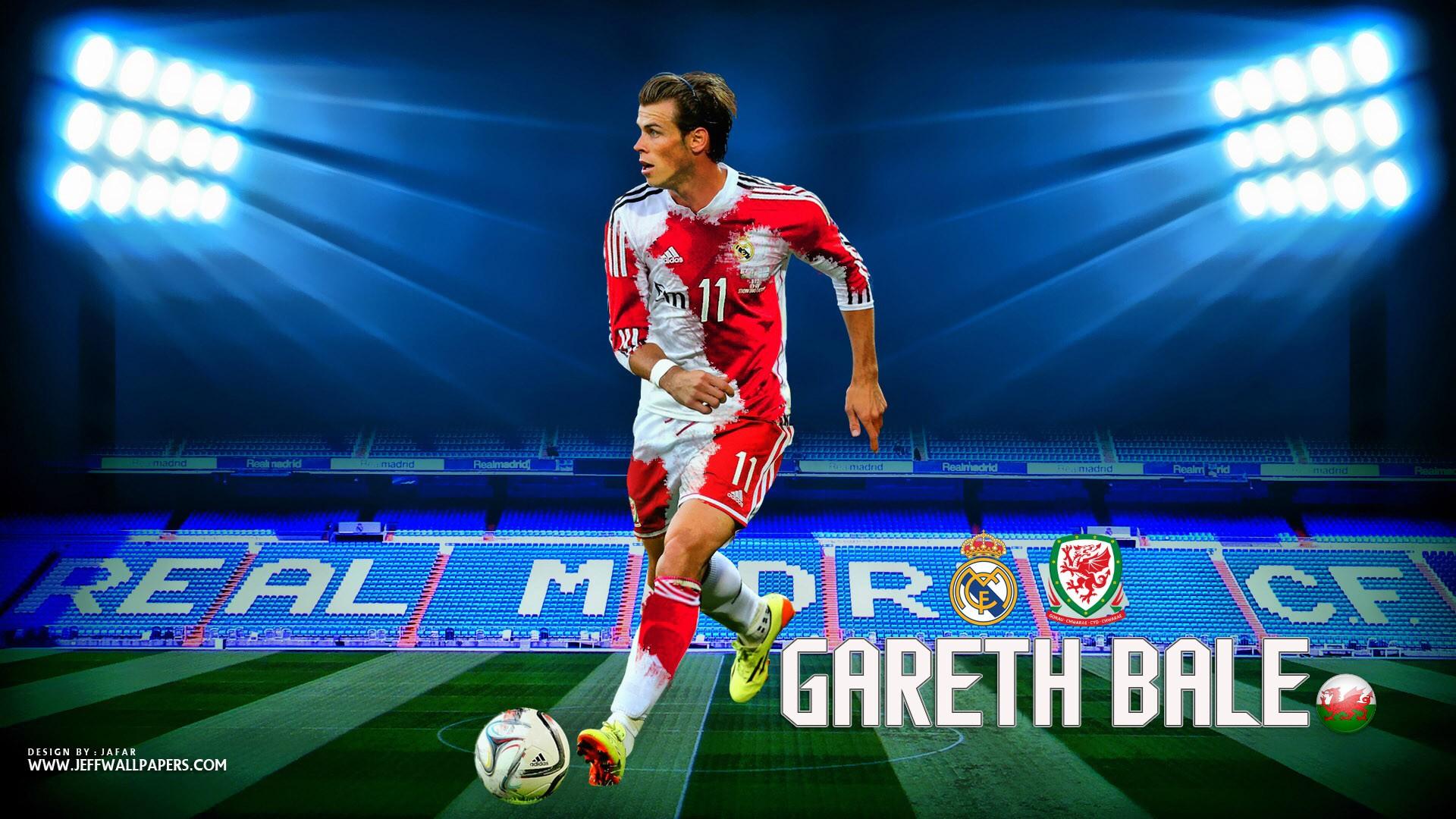 Gareth Bale 2015 Real Madrid Kit HD Wallpaper   StylishHDWallpapers 1920x1080