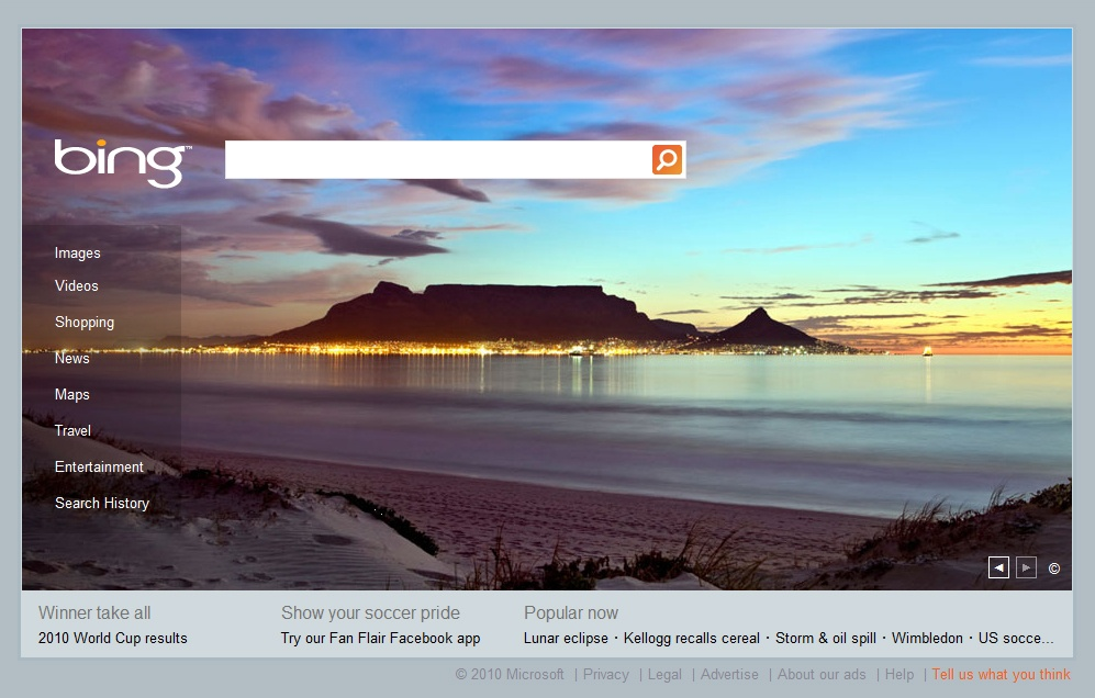 Related Pictures awesome bing home page background appeared today 997x636