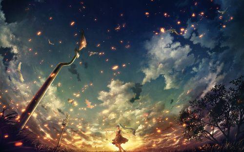 47 Anime Wallpaper Tumblr On Wallpapersafari