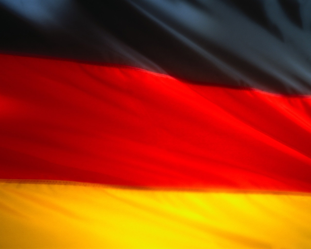 Flag Wallpaper of German Nation 1280x1024