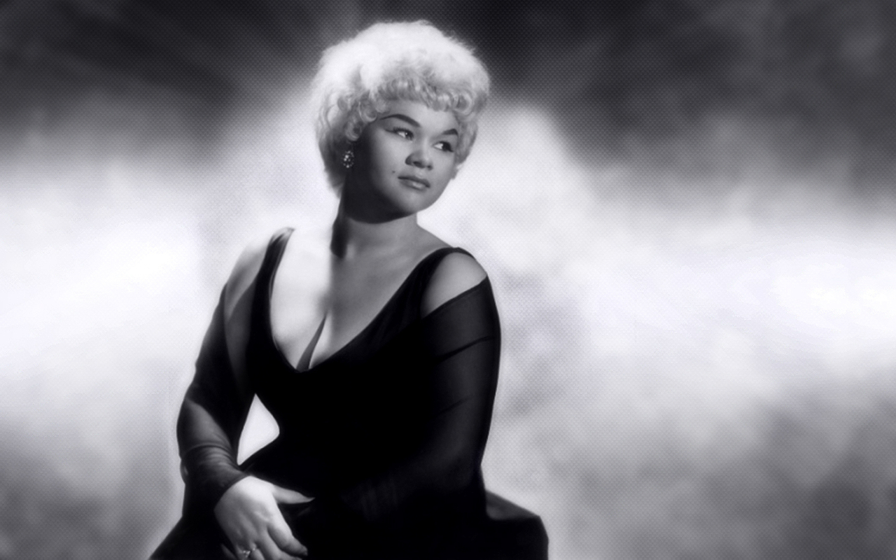 miss etta james wallpaper  yvt2 American Blues Scene 1280x800