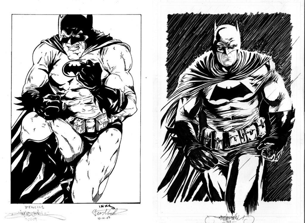 Batman Frank Miller Wallpaper Frank millers batman 1024x751