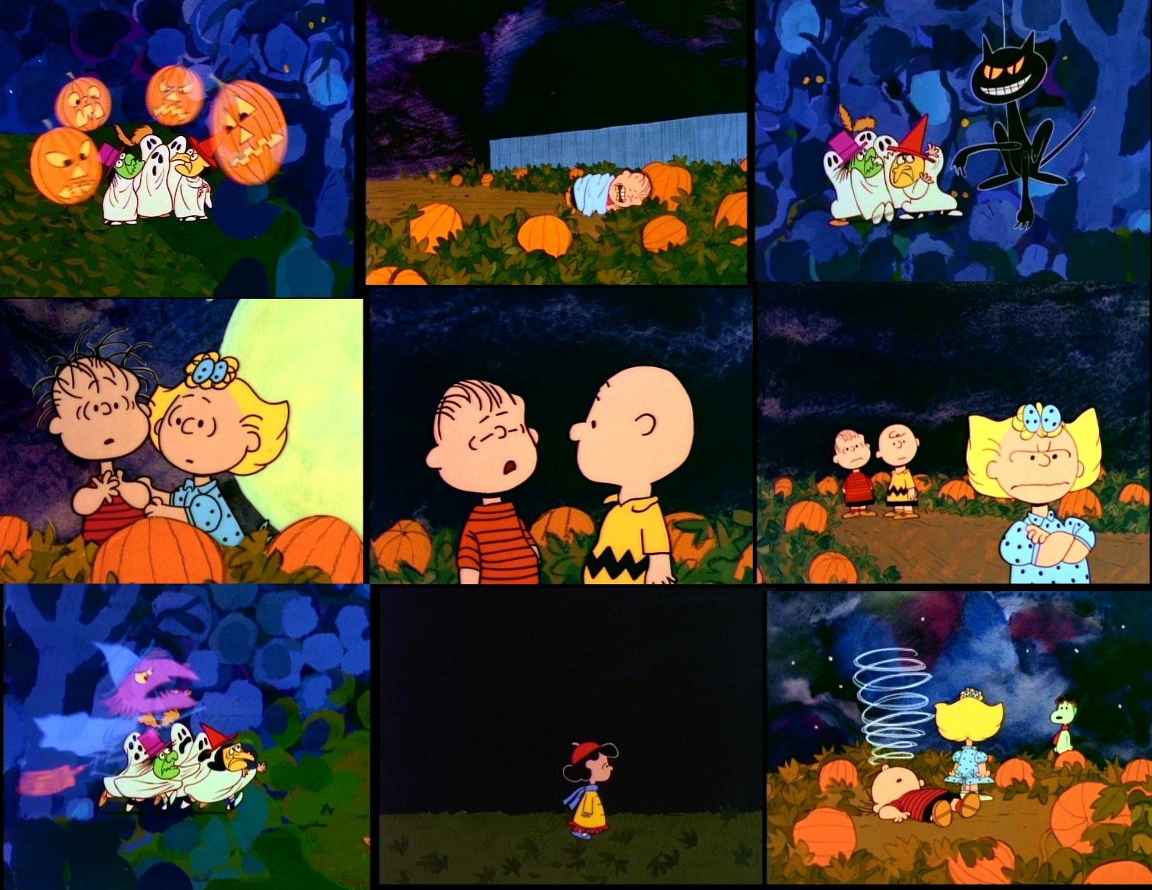 Wallpaper Charlie Brown Thanksgiving Wallpaper Halloween Screensavers 1650x1275