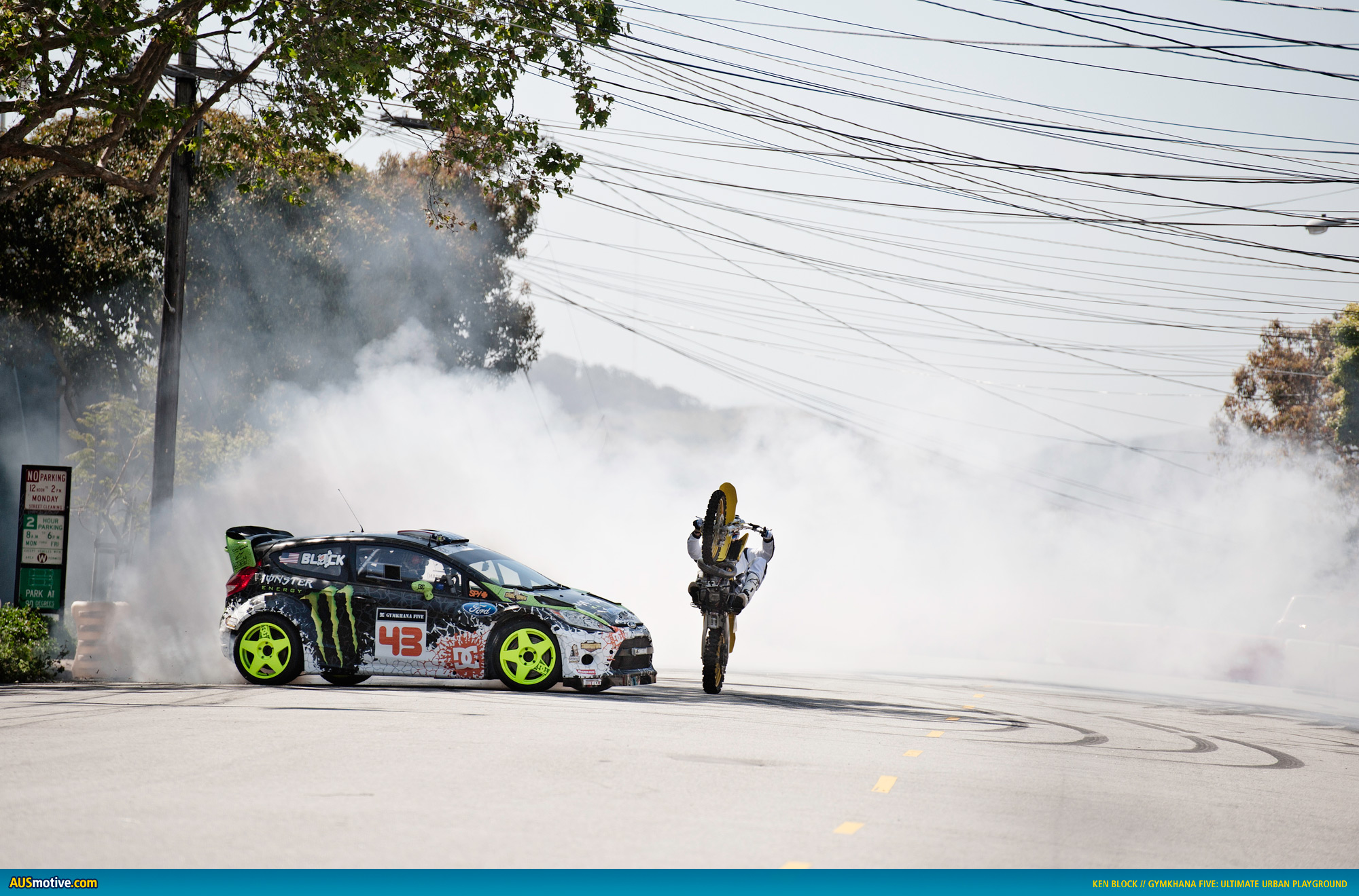 comments for Ken Block Gymkhana FIVE wallpapers 2000x1320