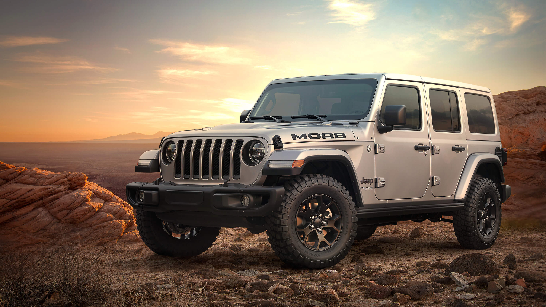 Jeep Wrangler Moab Background Wallpaper 65134 3000x1688px 3000x1688