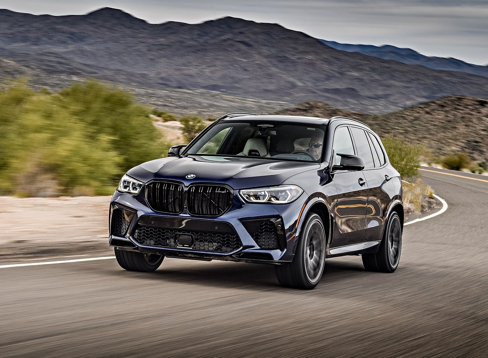 2020 BMW X5 M Competition US Spec Wallpapers 196 HD Images 1600x1174