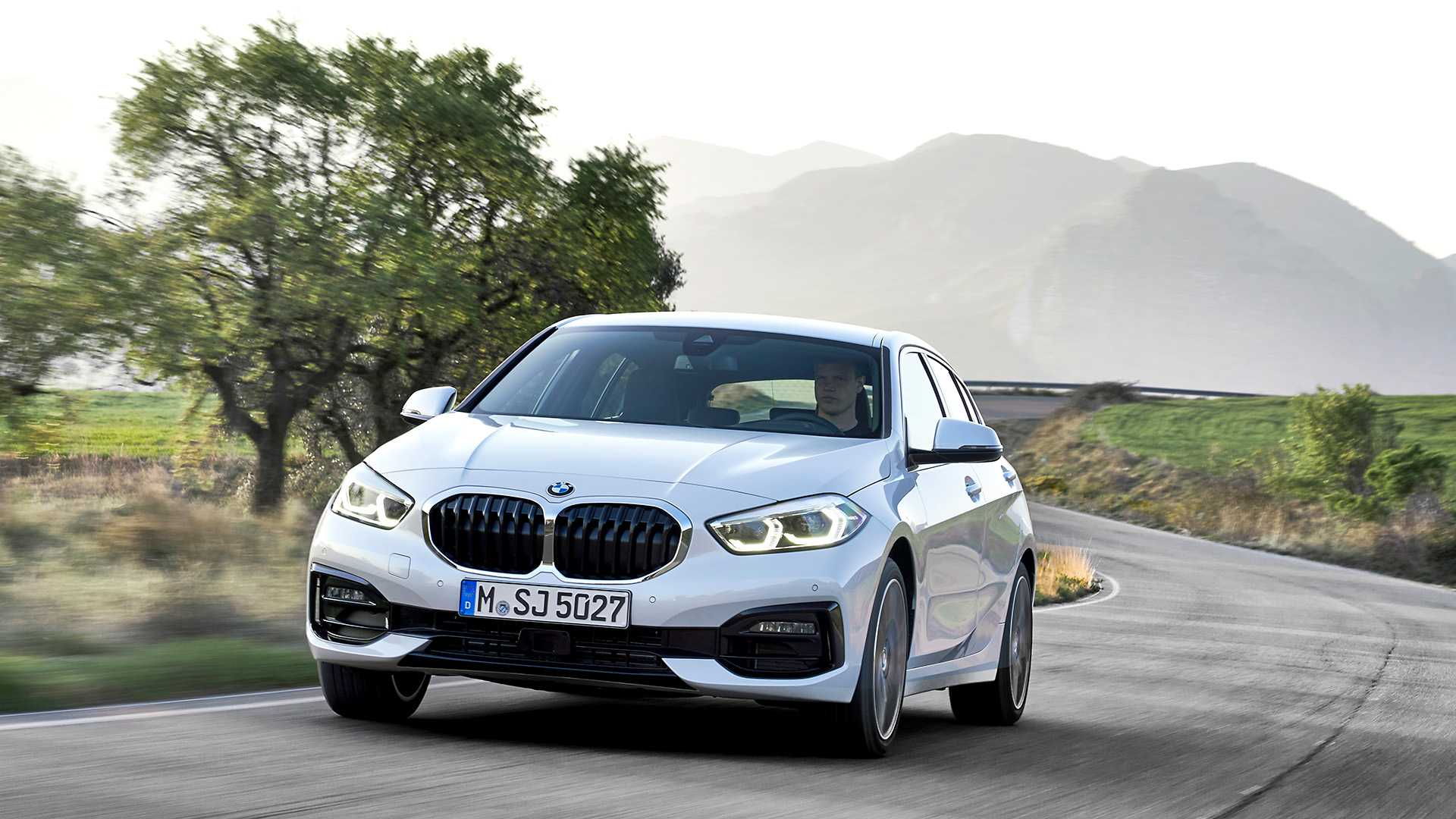 2020 BMW 1 Series Wallpapers 66 HD Images   NewCarCars 1920x1080