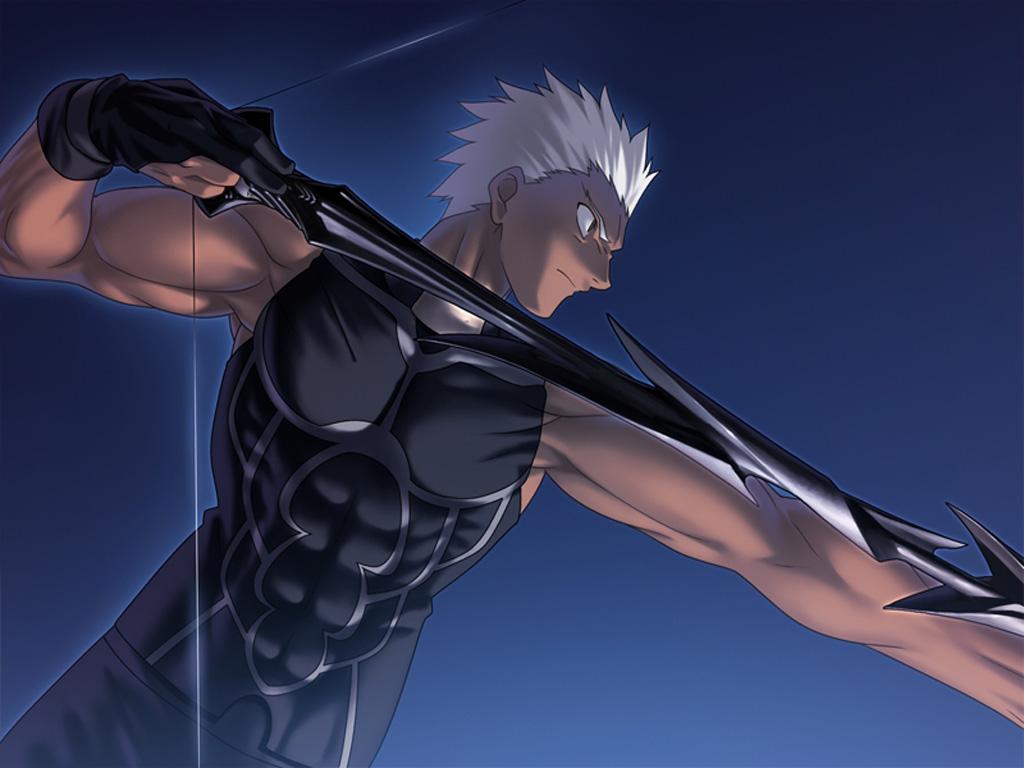 fate stay night archer HD Wallpaper   Anime Manga 334688 1024x768