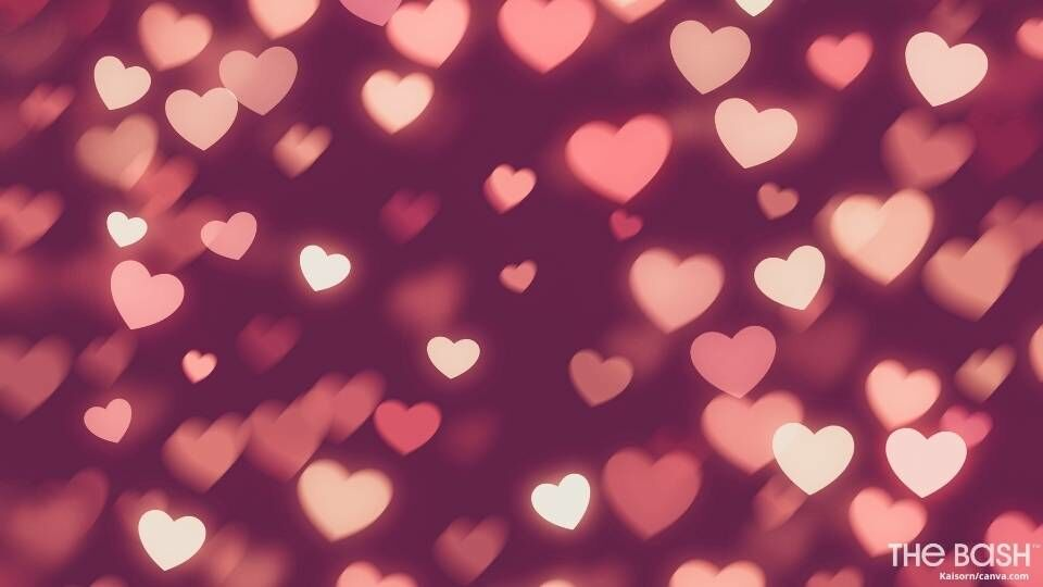 40 Virtual Valentines Day Zoom Backgrounds   Download 960x540