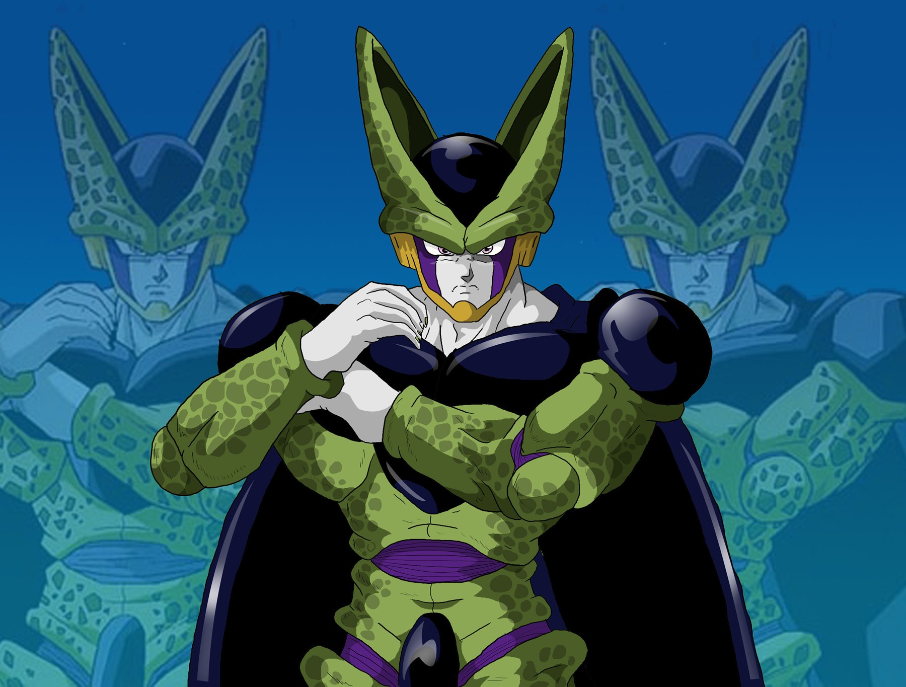 Cell Dbz Wallpaper 39004 ZWALLPIX 1800x1365