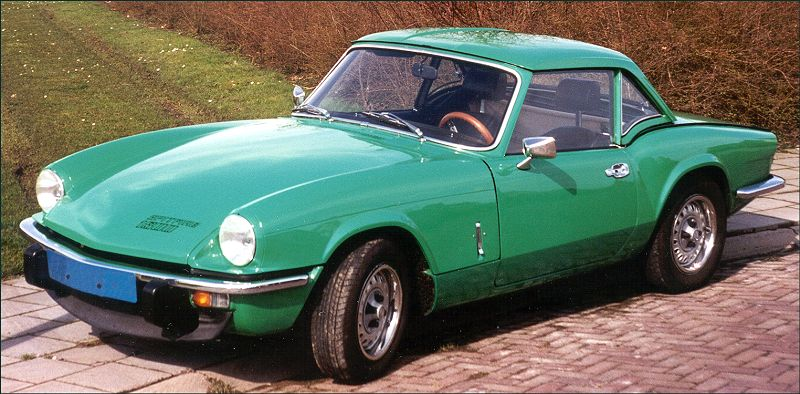 Triumph Spitfire 1500 Pictures Wallpapers 800x394