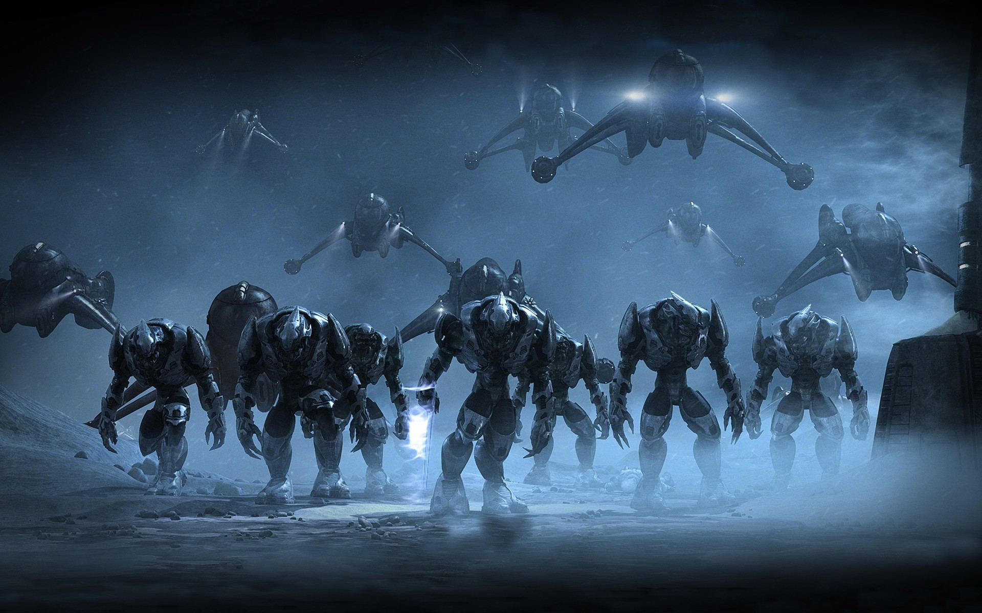 HQ Halo Army Wallpaper   HQ Wallpapers 1920x1200
