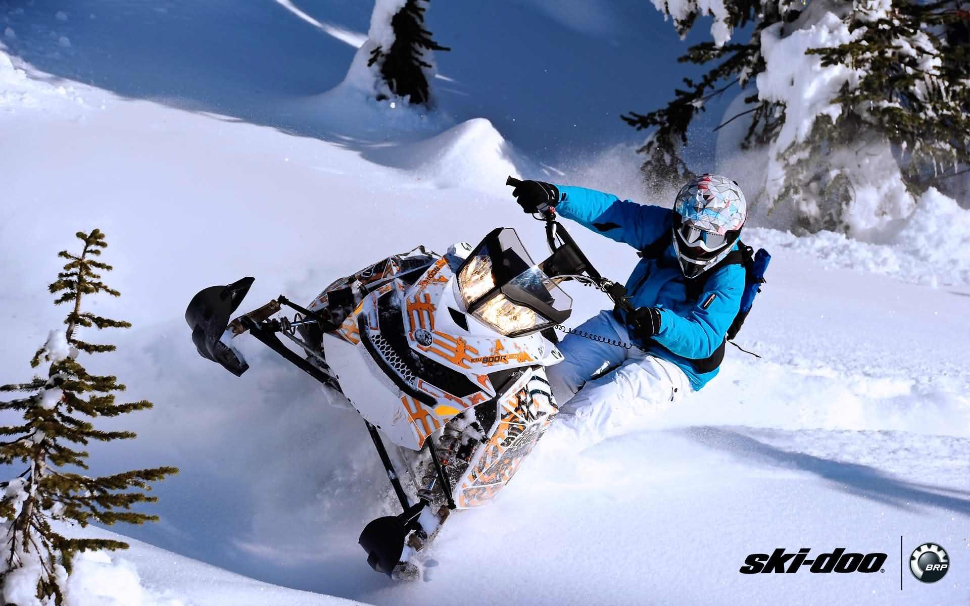 Ski Doo Wallpaper 1920x1200px 887569 1920x1200