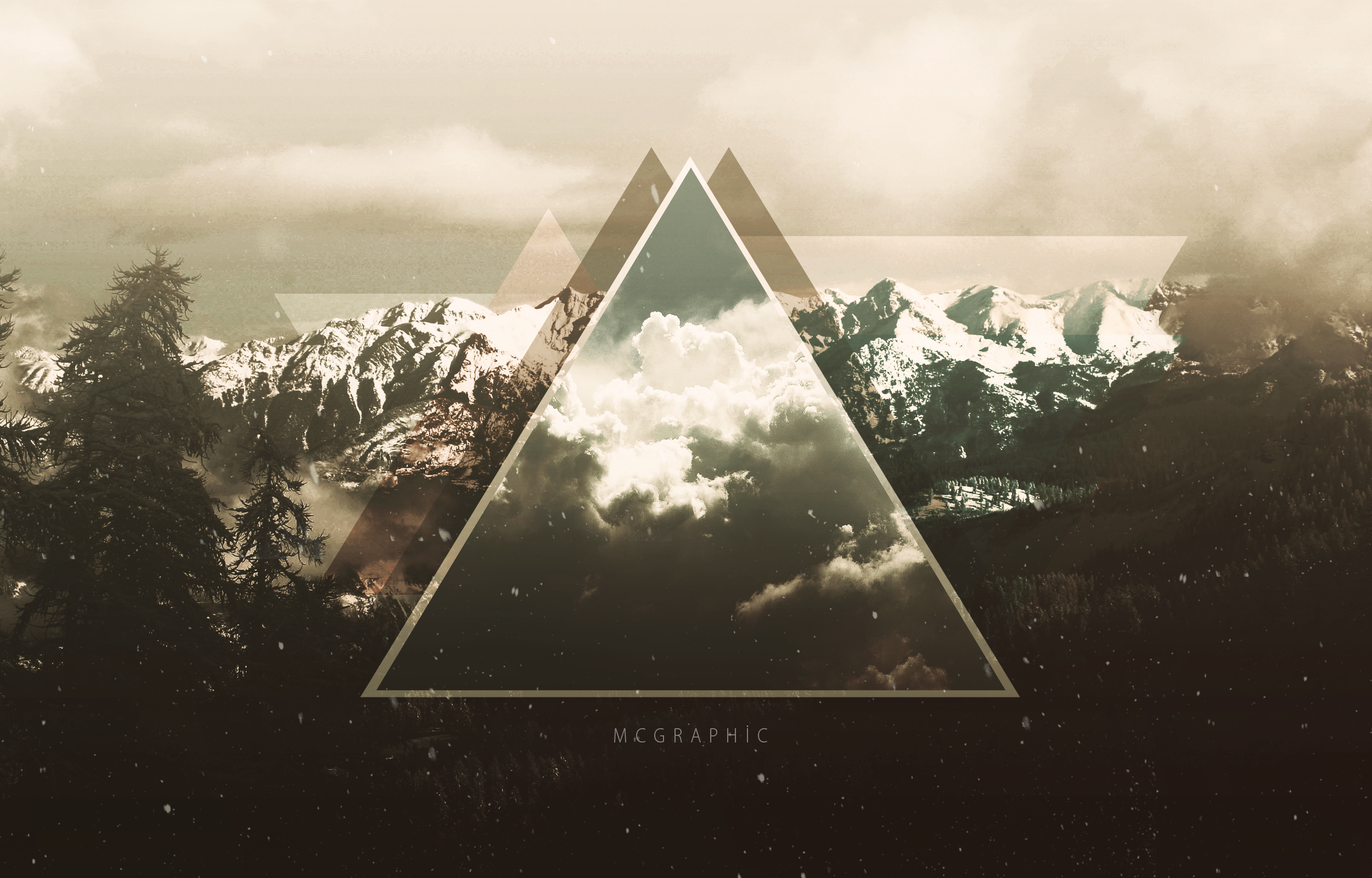 TRIANGLE WALLPAPER TUMBLR by MCGraphic 2500x1600