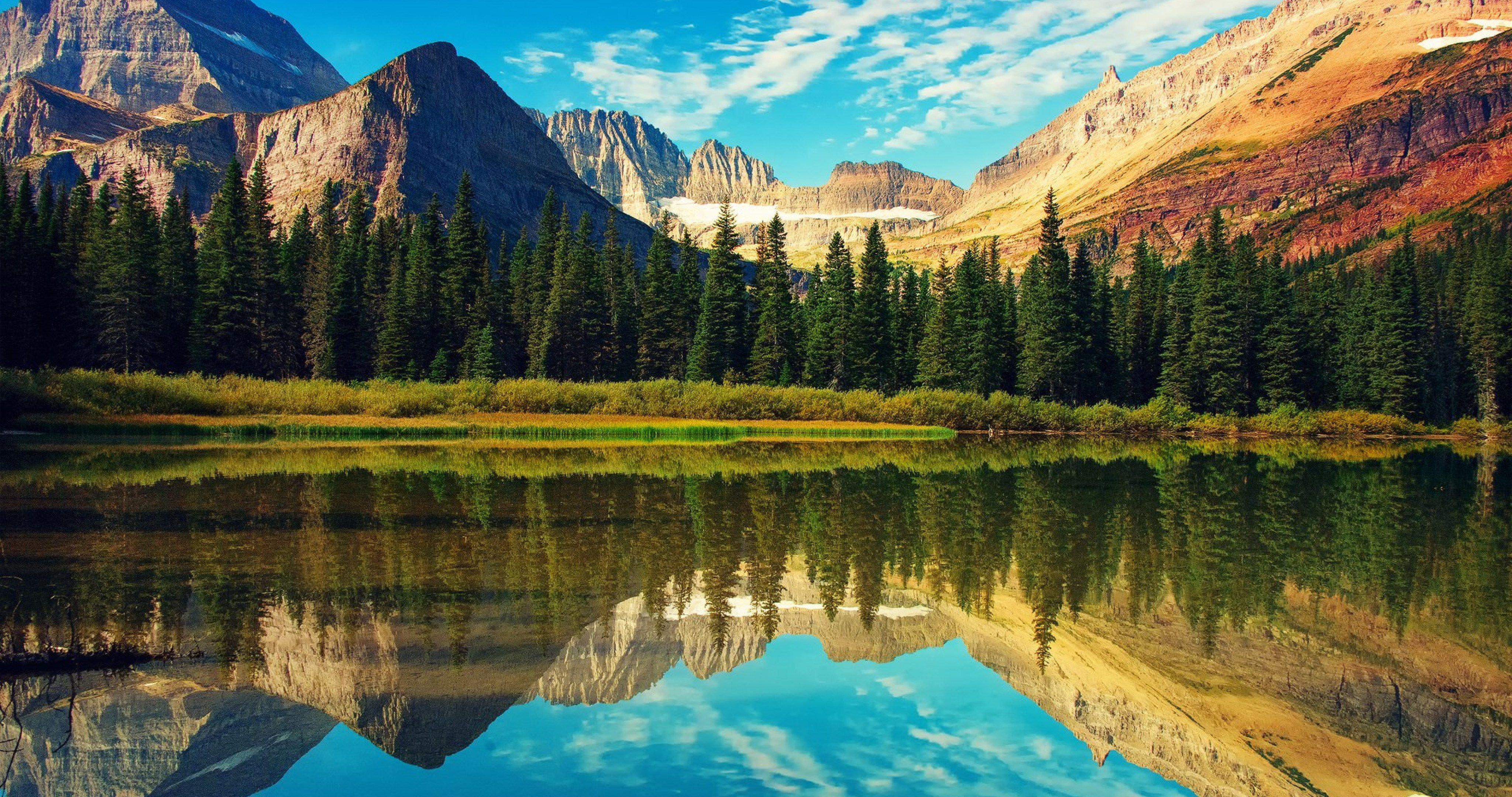 Mount Grinnell Montana 4K Wallpapers   Top Mount Grinnell 4096x2160