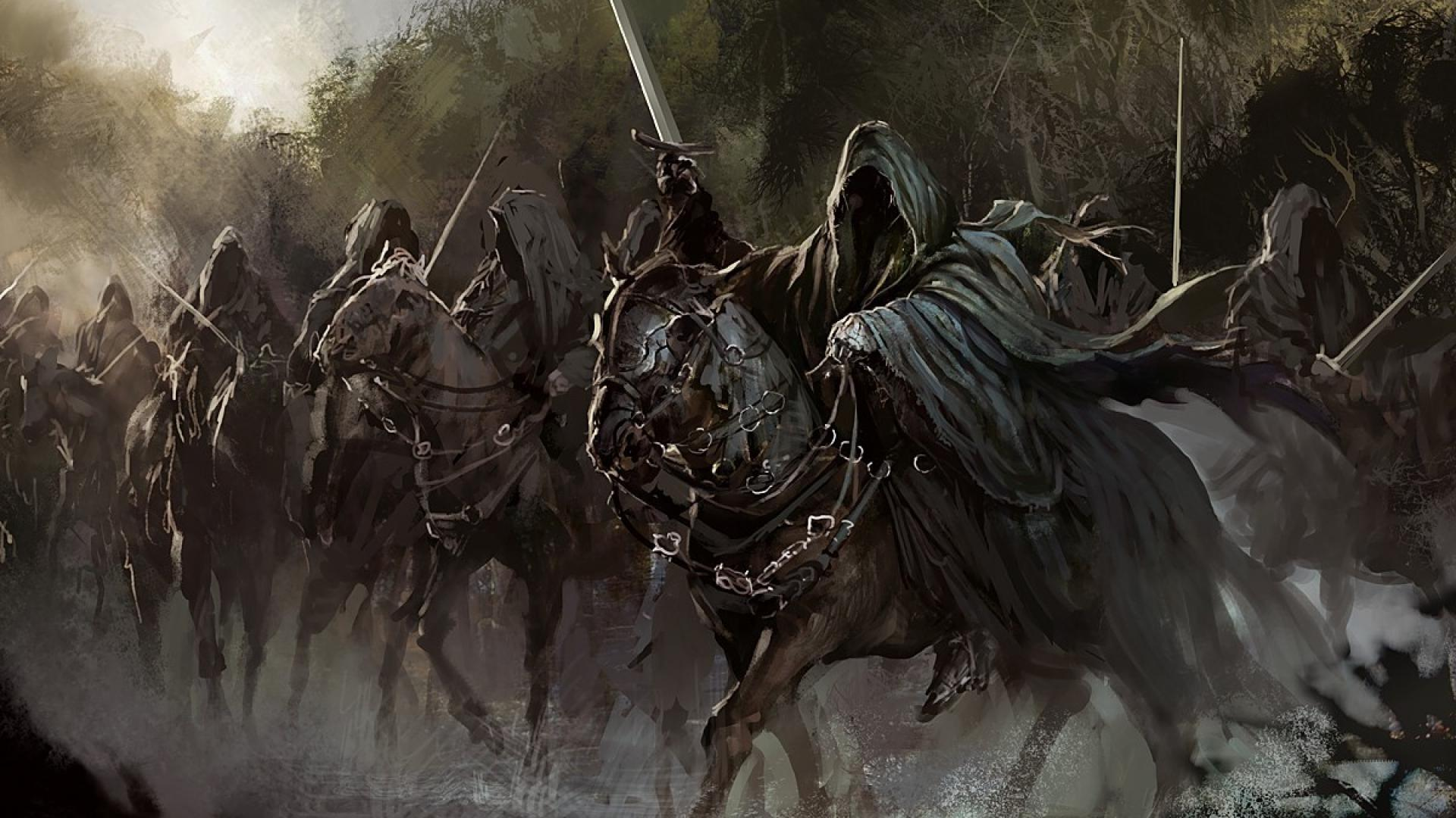 70+] Nazgul Wallpaper on WallpaperSafari
