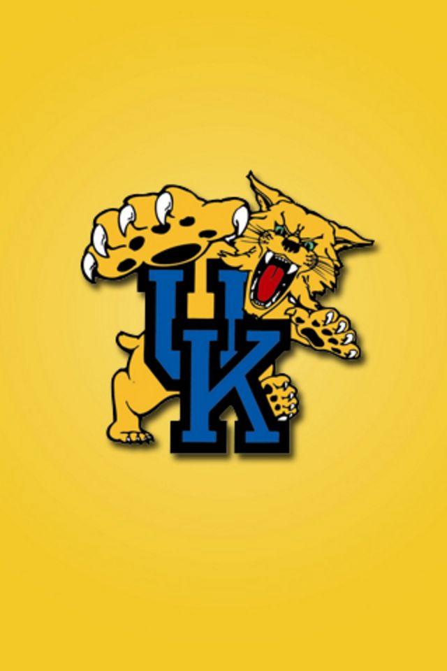 Kentucky Wildcats iPhone Wallpaper HD 640x960