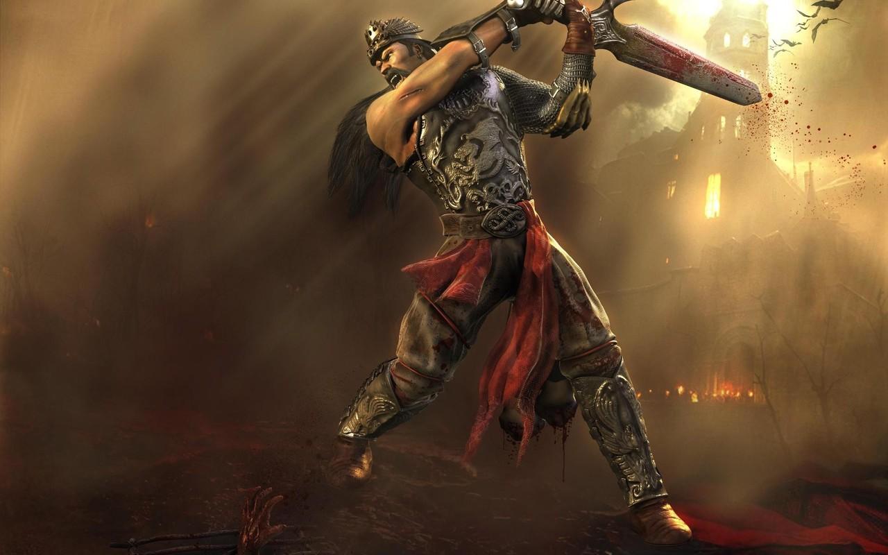 Vlad the Impaler wallpaper 4964 1280x800
