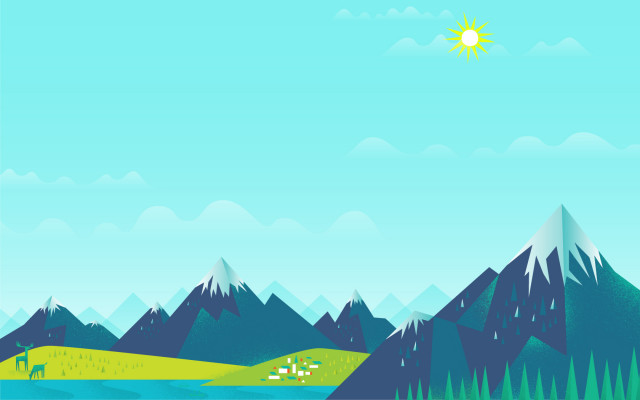 Google Now backgrounds as wallpapers for your phone tablet or PC 640x400