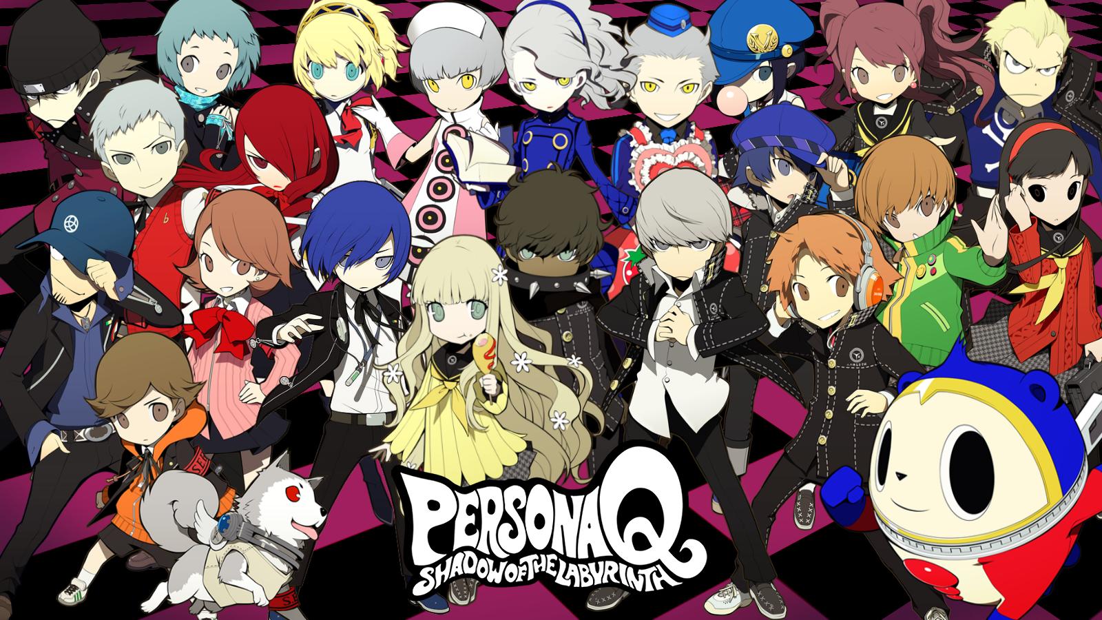 persona q wallpaper wallpapersafari