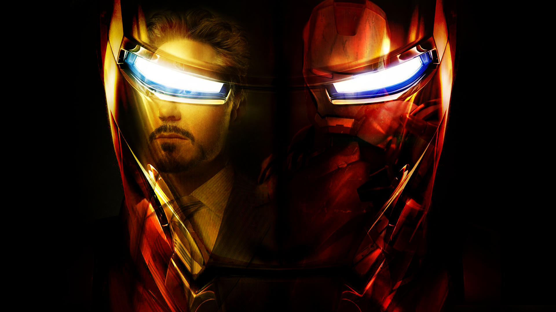 MCU Wallpaper collection Iron Man by hellofahedgehog on 1920x1080