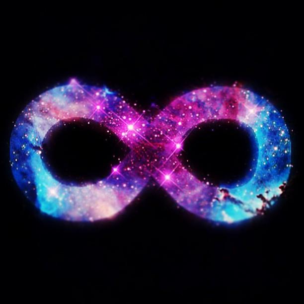 Galaxy Infinity Sign Wallpapers - WallpaperSafari Tumblr Infinity Sign Galaxy