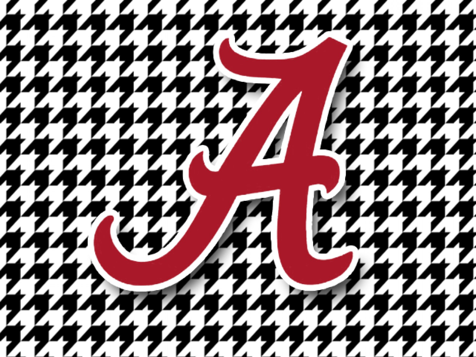 The University of Alabama Crimson Tide SEC Champions Art Home 1600x1200