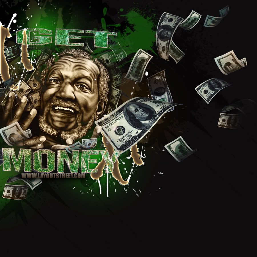 Get Money Wallpaper - WallpaperSafari