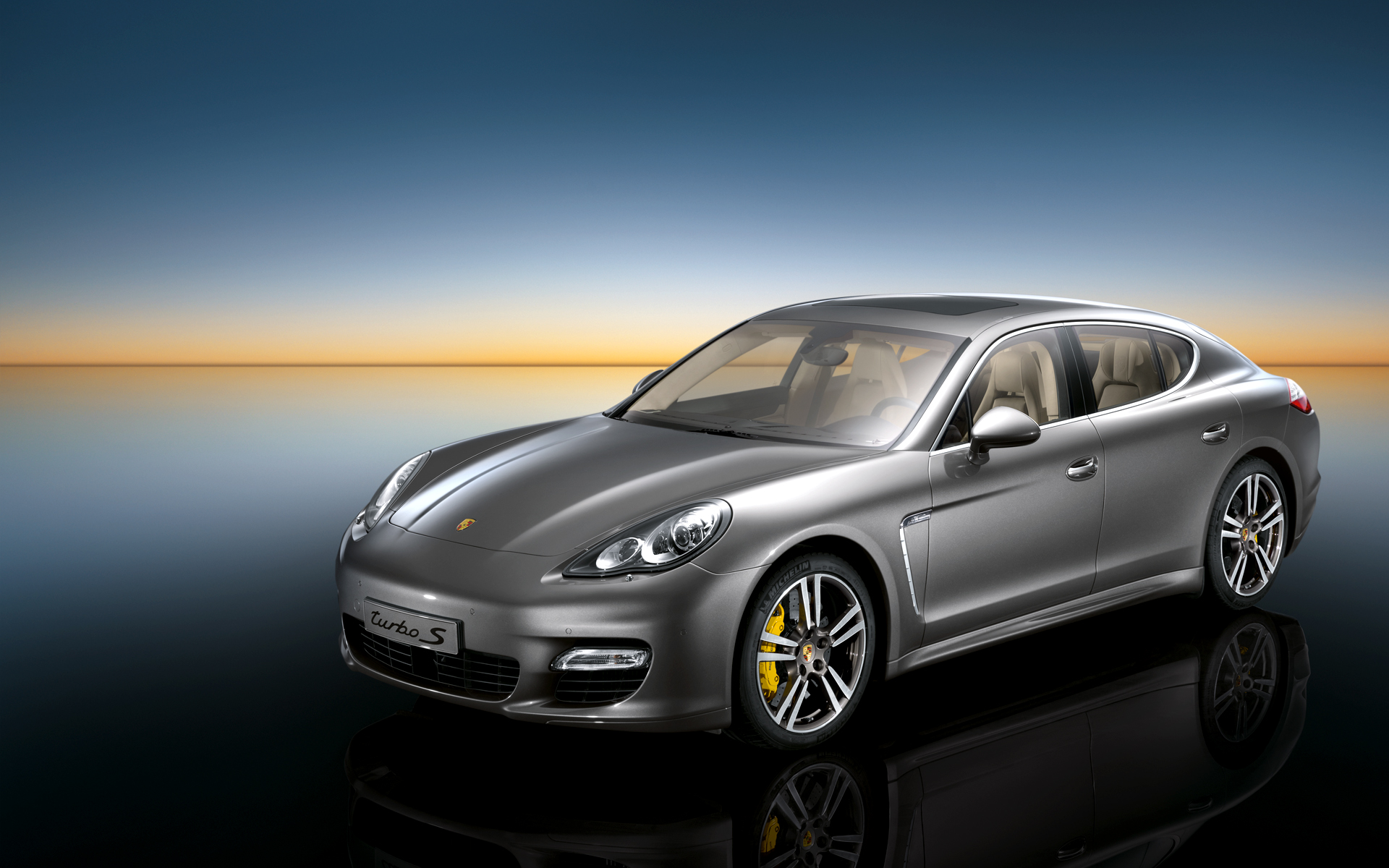 Porsche Panamera S Wallpaper Wallpapers Desktop Wallpapers HD 1920x1200