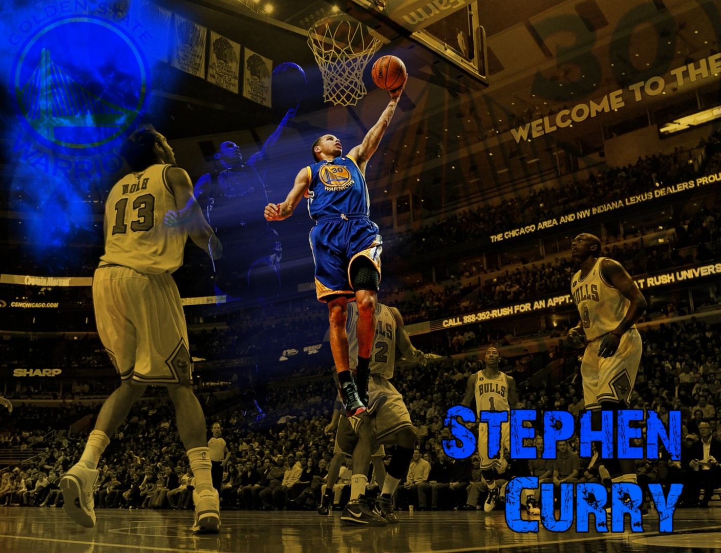 Stephen Curry wallpaper download Wallpapers Backgrounds 1408x1080