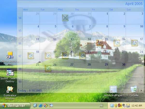 Active WallPapers multimedia gallery 600x450