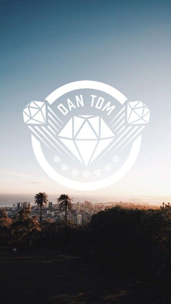 aesthetic DanTDM logo wallpaper YouTubers Celebs 3 577x1024