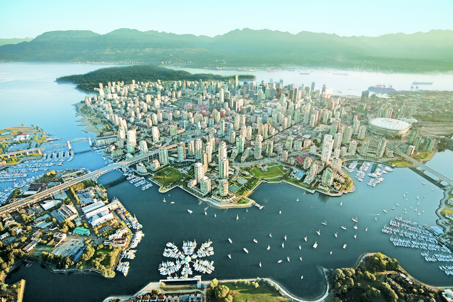 33 Vancouver HD Wallpapers Background Images 1440x960
