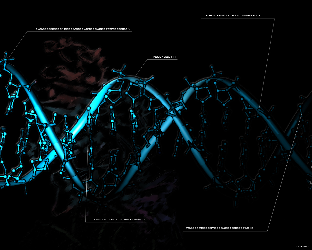 Download Dna Molecule Wallpaper 1280x1024 Full HD Wallpapers 1280x1024