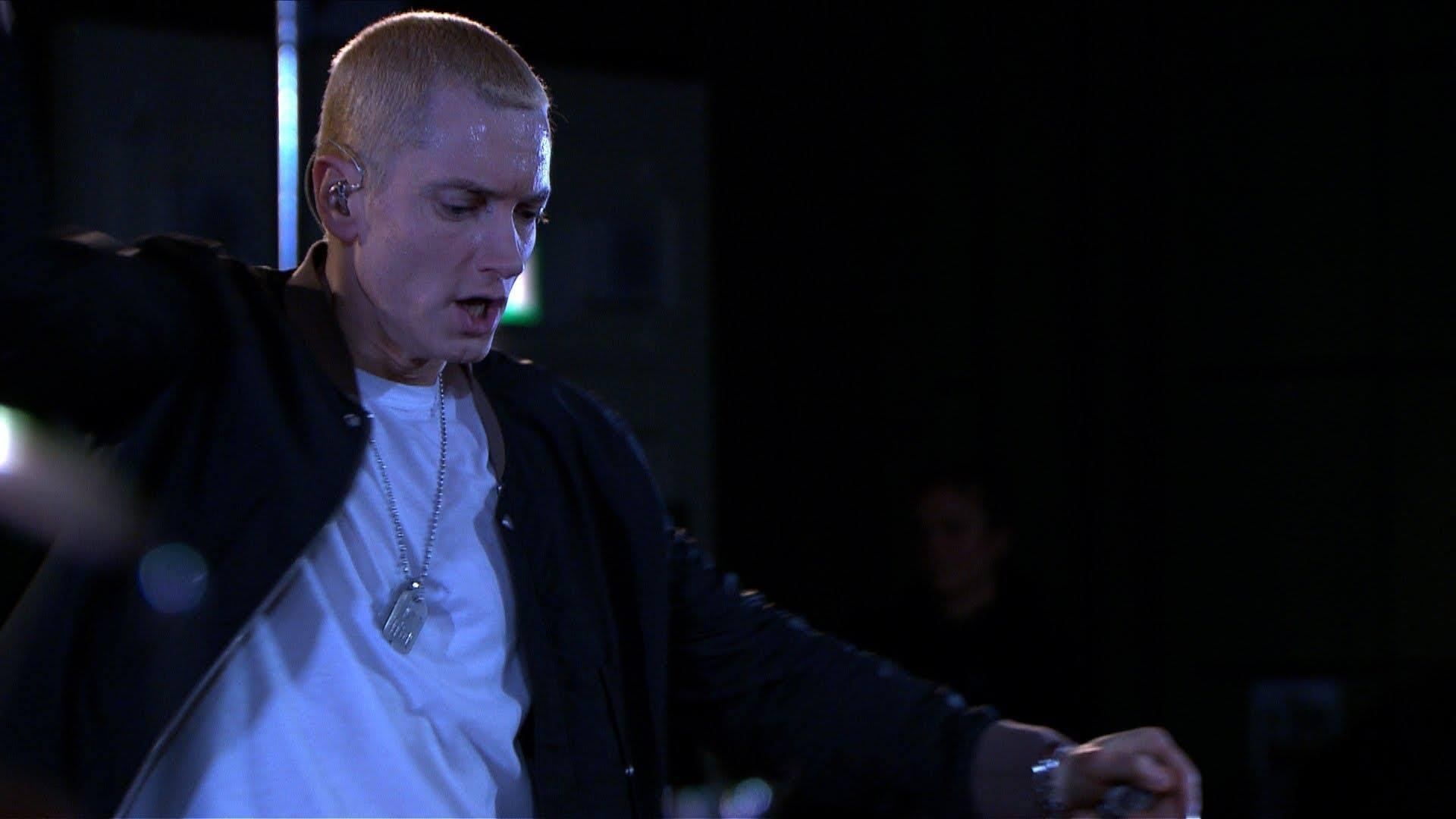 Eminem   Survival in session for Radio 1 HD desktop wallpaper 1920x1080