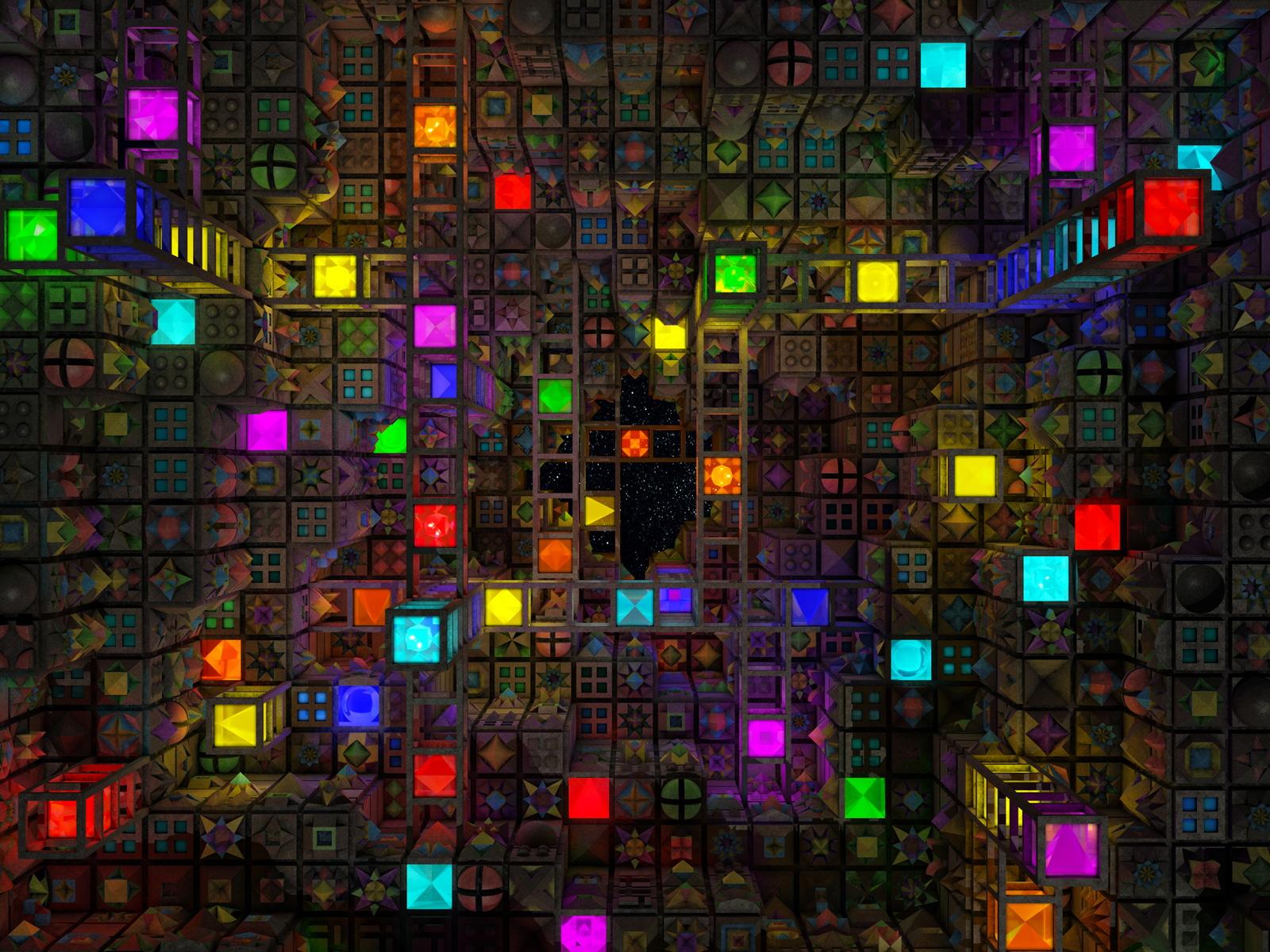 48 Colorful Hd Abstract Wallpapers On Wallpapersafari