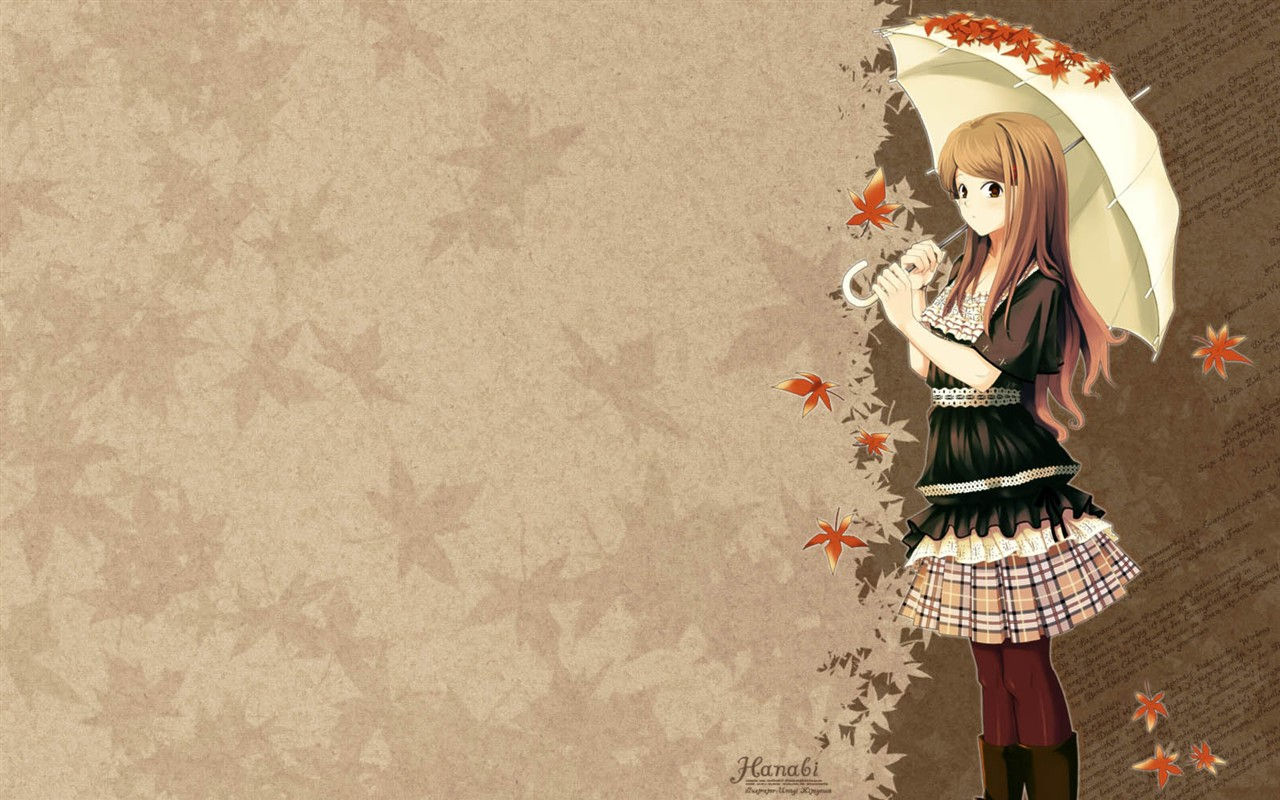 Beautiful Anime Wallpaper   Anime Wallpapers   V3 Wallpaper Site 1280x800