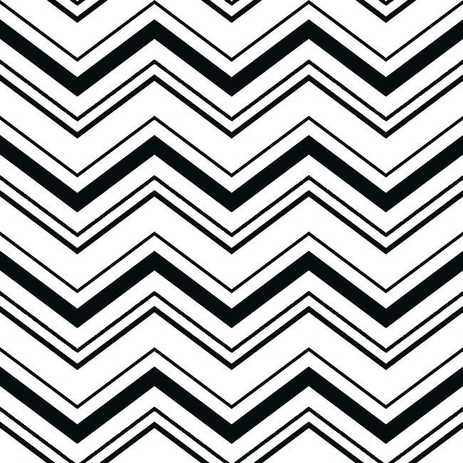 Iphone wallpaper freebie - Black And White Chevron Wallpaper Wallpapersafari