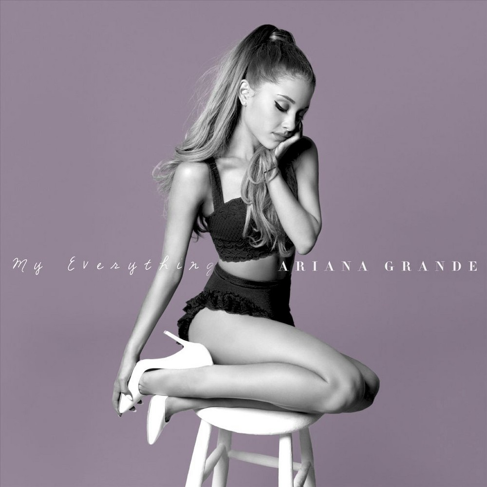 Ariana Grande   My Everything deluxe Version CD in 2019 1000x1000