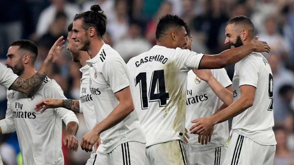 Real Madrid vs Leganes LIVE La Liga 201819 football as it 1000x562