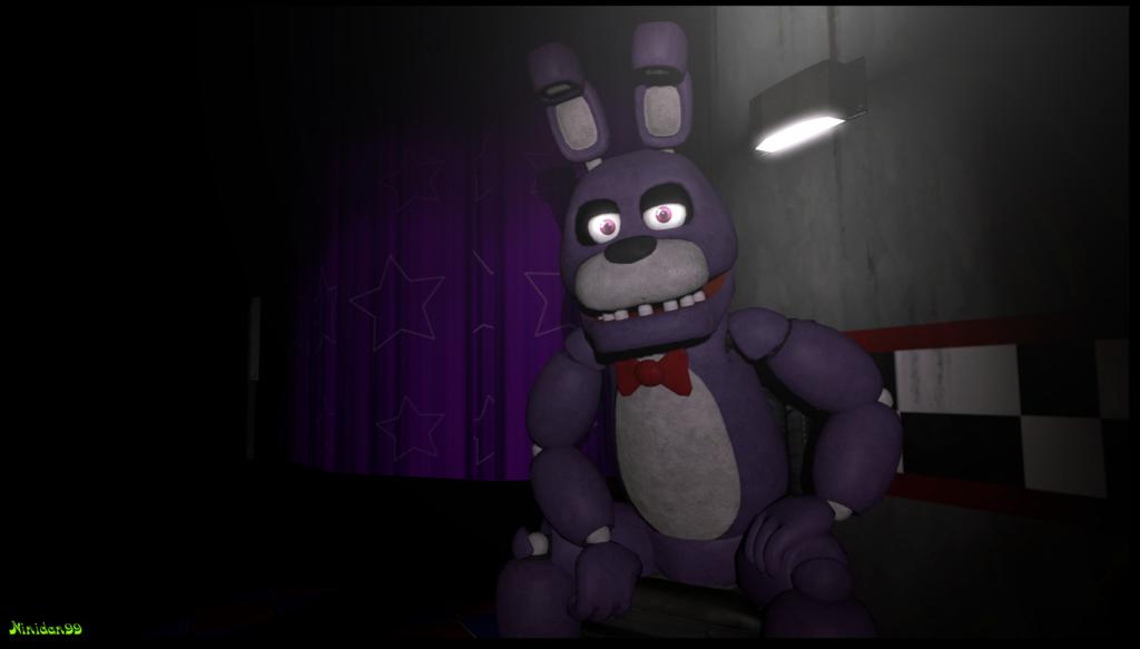 Bonnie the Bunny by ninidan 1024x583