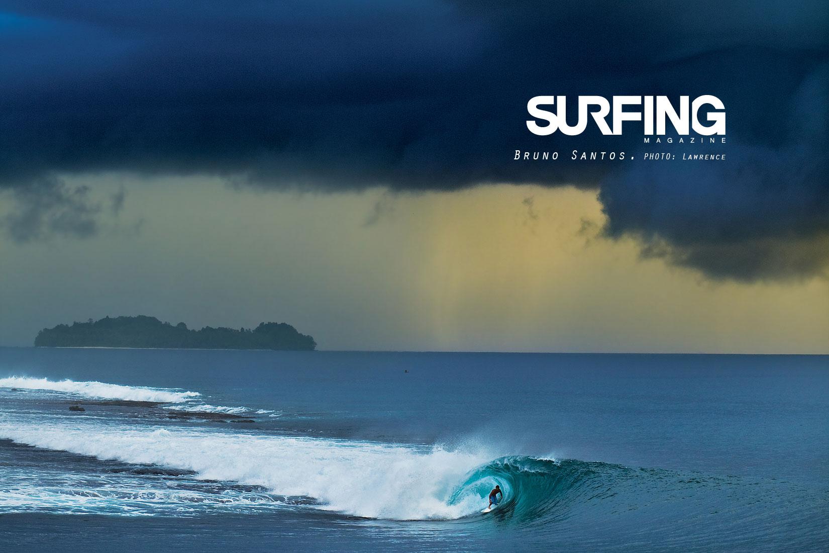 surfing surf wallpaper bruno santos lawrence 610x406 Surfing Magazine 1650x1100