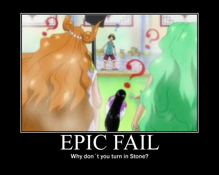 One Piece   Epic Fail 750x600