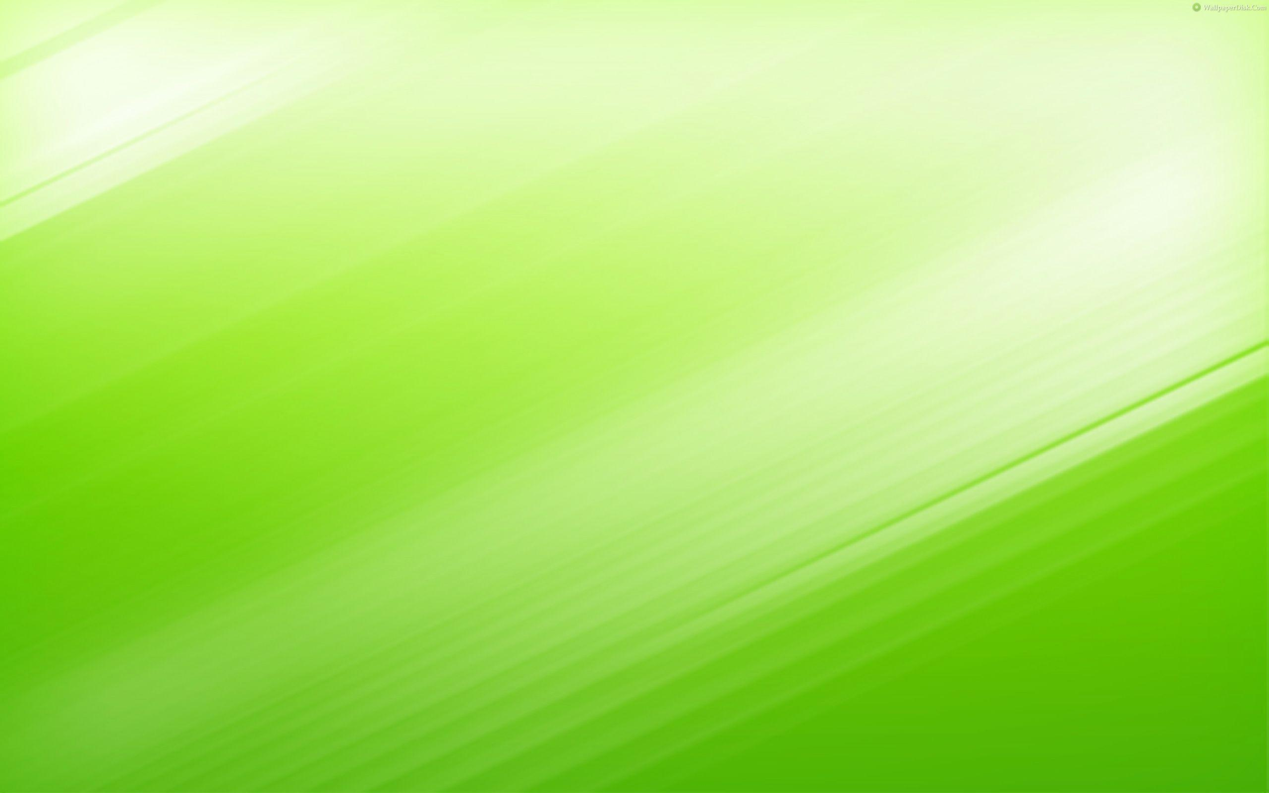 Green Backgrounds Image 2560x1600